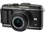OLYMPUS PEN E-P3 ボディ [ブラック] の中古画像