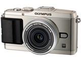 OLYMPUS PEN E-P3 ツインレンズキット [シルバー] 製品画像