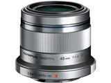M.ZUIKO DIGITAL 45mm F1.8 [�V���o�[] ���i�摜