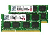 JM1333KSN-8GK [SODIMM DDR3 PC3-10600 4GB 2枚組] 製品画像