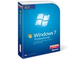 Windows 7 Professional SP1 �A�b�v�O���[�h�� ���i�摜