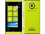 Windows Phone IS12T au [シトラス] 製品画像