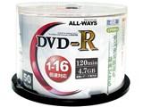 ACPR16X50PW [DVD-R 16�{�� 50���g] ���i�摜