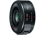 LUMIX G X VARIO PZ 14-42mm/F3.5-5.6 ASPH./ POWER O.I.S. H-PS14042-K [ブラック] 製品画像
