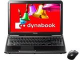 dynabook T451 T451/46DB PT45146DSFB [プレシャスブラック] 製品画像