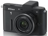 Nikon 1 V1 薄型レンズキット [ブラック] 製品画像