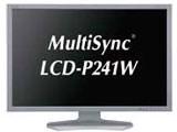 MultiSync LCD-P241W [24.1インチ] 製品画像