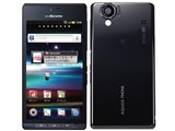 AQUOS PHONE SH-01D docomo [BLACK] 製品画像