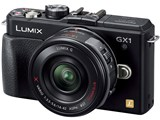 LUMIX DMC-GX1X-K レンズキット [エスプリブラック] 製品画像