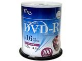 VR47-16X100PW [DVD-R 16倍速 100枚組] 製品画像