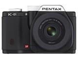 PENTAX K-01 レンズキット [ブラック×ブラック]