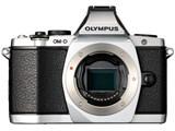 OLYMPUS OM-D E-M5 ボディ [シルバー] 製品画像