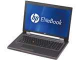 EliteBook 8760w Mobile Workstation 2860QM/17.3DD/4/500/Professional 64bit ���f�� A6B99PA#ABJ ���i�摜