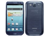 GALAXY S III SC-06D [Pebble Blue]