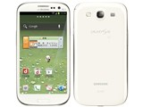 GALAXY S III SC-06D [Marble White]