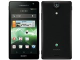 Xperia GX SO-04D docomo [Black] i