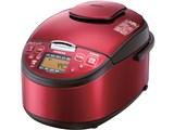 極上炊き 圧力&スチーム RZ-SG10J(R) [レッド] 製品画像