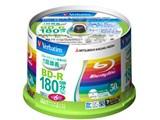 Verbatim VBR130RP50V1 [BD-R 6倍速 50枚組] 製品画像