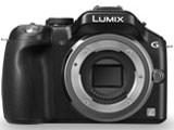 LUMIX DMC-G5-K ボディ [エスプリブラック] 製品画像