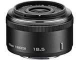 1 NIKKOR 18.5mm f/1.8 [ブラック] 製品画像