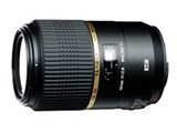 SP 90mm F/2.8 Di MACRO 1:1 VC USD (Model F004) [キヤノン用] 製品画像