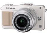 OLYMPUS PEN mini E-PM2 レンズキット [ホワイト] 製品画像