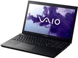 VAIO Sシリーズ SVS15129CJB [ブラック] 製品画像