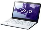 VAIO Eシリーズ SVE15125CJW [ホワイト] 製品画像