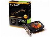 ZOTAC GeForce GTX 650 Ti ZT-61102-10M [PCIExp 2GB] 製品画像
