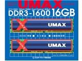 Cetus DCDDR3-16GB-1600 [DDR3 PC3-12800 8GB 2枚組] 製品画像