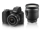 Nikon 1 V2 ハイパーダブルズームキット [ブラック] 製品画像
