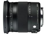17-70mm F2.8-4 DC MACRO OS HSM [�L���m���p] ���i�摜