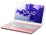VAIO Eシリーズ SVE15135CJP [ピンク] 製品画像