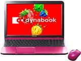 dynabook T552 T552/58HR PT55258HBMR [ルビーロゼ] 製品画像