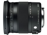 17-70mm F2.8-4 DC MACRO OS HSM [ニコン用] 製品画像