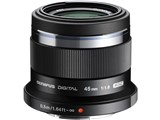 M.ZUIKO DIGITAL 45mm F1.8 [�u���b�N] ���i�摜