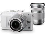 OLYMPUS PEN Lite E-PL6 ダブルズームキット [ホワイト] 製品画像