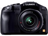LUMIX DMC-G6X 電動ズームレンズキット 製品画像