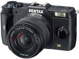 PENTAX Q7 ダブルズームキット [ブラック] 製品画像