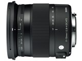 SIGMA 17-70mm F2.8-4 DC MACRO HSM [ソニー用] 製品画像