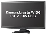 Diamondcrysta WIDE RDT273WX(BK) [27�C���` �u���b�N] ���i�摜