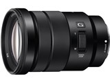 E PZ 18-105mm F4 G OSS SELP18105G 製品画像