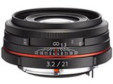 HD PENTAX-DA 21mmF3.2AL Limited [ブラック] 製品画像