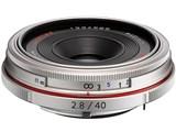 HD PENTAX-DA 40mmF2.8 Limited [シルバー] 製品画像