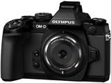 OLYMPUS OM-D E-M1 ボディ [ブラック] 製品画像