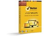 ノートン セキュリティ 1年3台版 製品画像