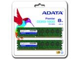 AD3U1600W4G11-2 [DDR3 PC3-12800 4GB 2枚組] 製品画像