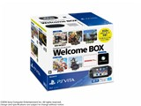 PlayStation Vita (�v���C�X�e�[�V���� ���B�[�^) Wi-Fi���f�� Welcome BOX PCHJ-10016 ���i�摜