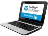 Pavilion TouchSmart 10-e021AU G0A17PA-AAAA [ホワイト/ブラック] 製品画像
