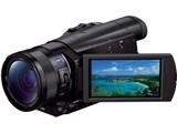 FDR-AX100 製品画像